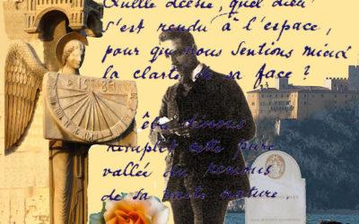 Rainer-Maria Rilke : l'Ange & la Rose à Rarogne