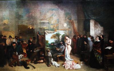 Courbet… nous voilà : le Musée Drugstore