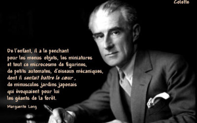Ravel : le Secret de l'Écureuil