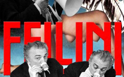 Souvenirs de Rome avec Federico Fellini