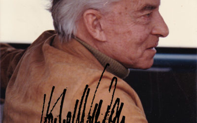 Herbert von Karajan : l'Échelle de Dieu